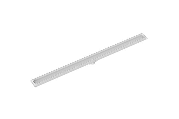 Ralo Linear Invisível 90cm Branco - Tigre