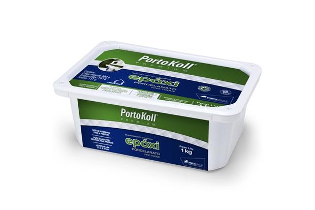 Rej Epoxi Porc Pt 1kg Portokoll - Portokoll