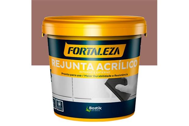 Rejunte Acrílico para Porcelanato Castor 1kg - Fortaleza