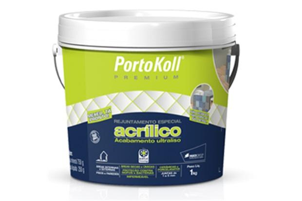 Rejunte Acrílico Premium - Portokoll