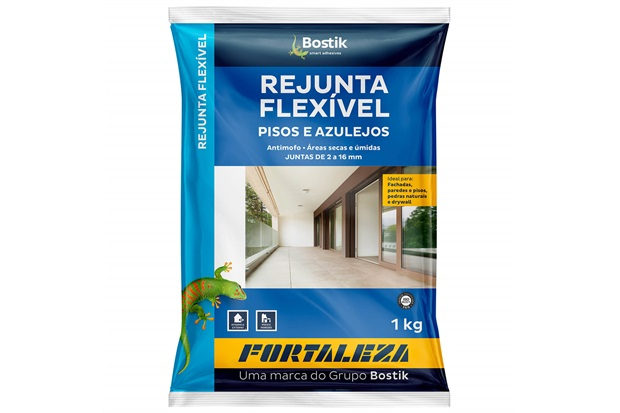 Rejunte Flexível 1mm a 16mm Verde Forest 1kg - Fortaleza