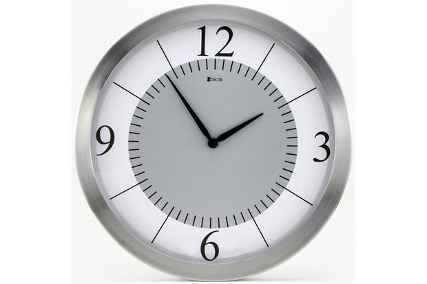 a50620e9622 Relógio de Parede em Alumínio Redondo Prime 35