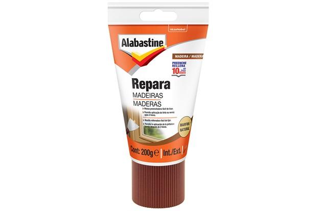 Repara Madeiras 200g Marfim - Alabastine