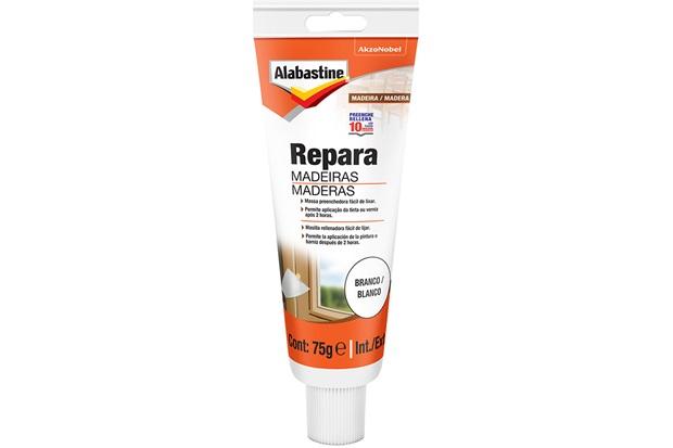 Repara Madeiras 75g Branco - Alabastine