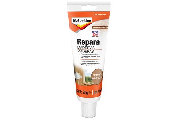 Repara Madeiras 75g Castanho - Alabastine