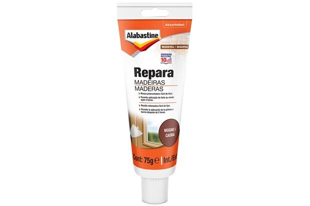 Repara Madeiras 75g Mogno - Alabastine