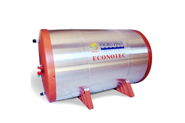 Reservatório para Aquecedor Solar New Econotec 400 Litros - Ouro Fino