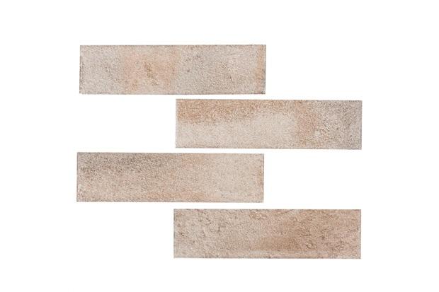 Revestimento Acetinado Borda Bold All Bricks Yorkshire Light 7x26cm - Portobello