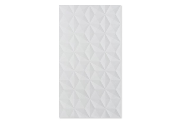 Revestimento Acetinado Borda Reta Brens Branco 30x54cm - Porto Ferreira