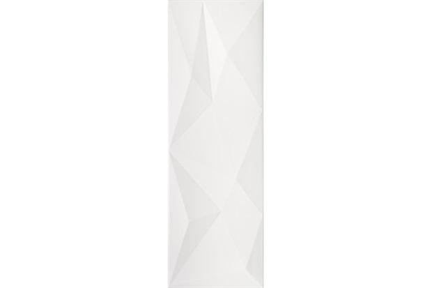 Revestimento Acetinado Borda Reta Cristalo 30x90cm - Eliane