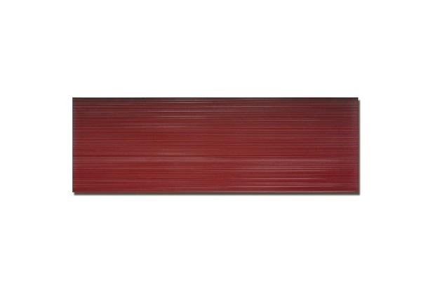 Revestimento Acetinado Borda Reta Degrade Red 19,3x58,4cm - Portinari