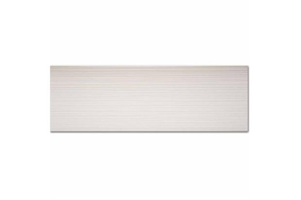 Revestimento Acetinado Borda Reta Degrade White 19,3x58,4cm - Portinari