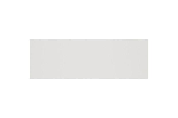 Revestimento Acetinado Borda Reta Diamante Branco 30x90cm - Eliane