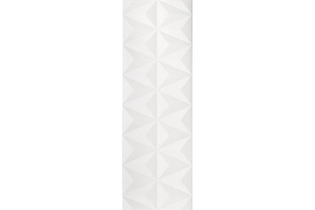 Revestimento Acetinado Borda Reta Origami 30x90cm - Eliane