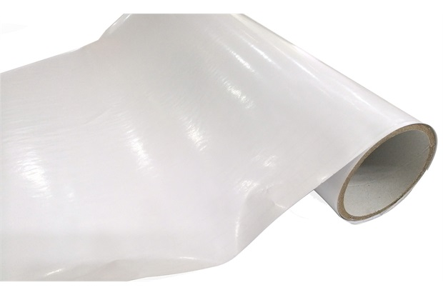 Revestimento Autoadesivo 45cm com 2 Metros Branco - Evolux
