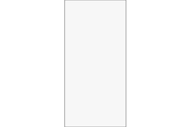 Revestimento Blanchê Brilhante Liso Retificado 43,2x91cm - Ceusa