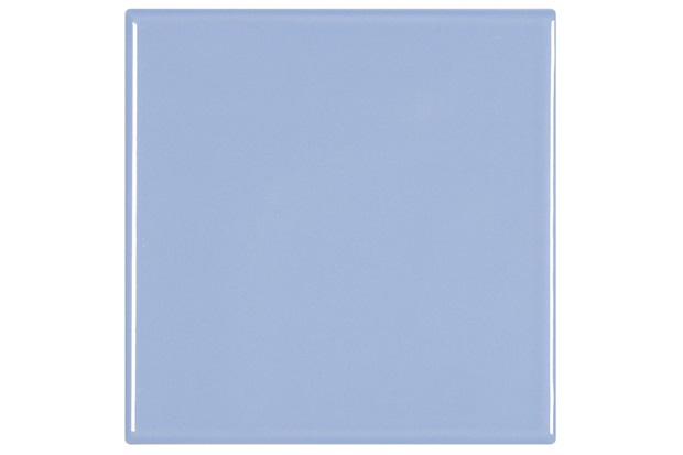 Revestimento Brilhante Borda Bold Azul Laguna 20x20cm - Eliane