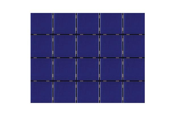 Revestimento Brilhante Borda Bold Azul Naval 7,5x7,5cm - Eliane