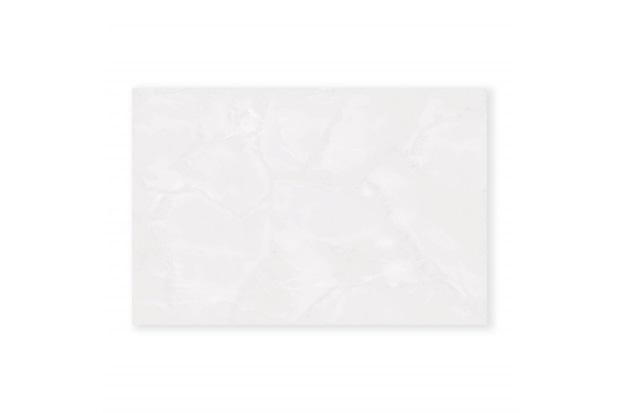 Revestimento Brilhante Borda Bold Bariloche Branco 32x45cm - Formigres