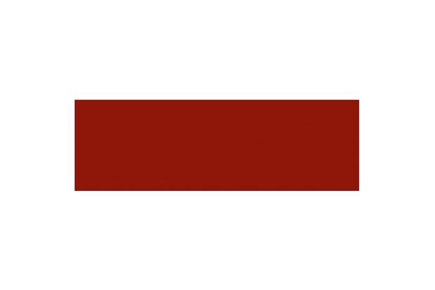 Revestimento Brilhante Borda Bold Decora Lux Red 8x25cm - Portinari