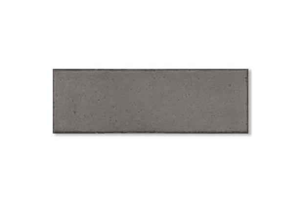 Revestimento Brilhante Borda Bold Versos Dark Grey 8x25cm - Portinari