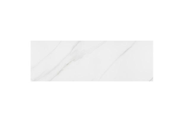 Revestimento Brilhante Borda Reta Carrara Branco 30x90cm - Eliane