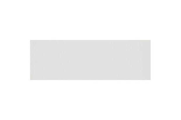 Revestimento Brilhante Borda Reta Diamante Branco 30x90cm - Eliane
