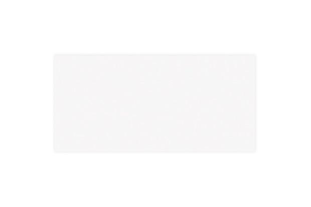 Revestimento Brilhante Borda Reta Diamante Branco 45x90cm - Eliane
