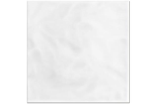 Revestimento Brilhante Borda Reta Marinha Branco Onda 20x20cm - Eliane