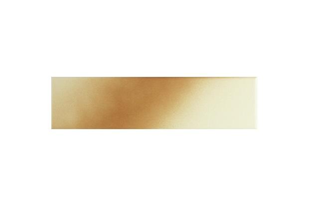 Revestimento Cerâmico Acetinado Borda Bold Terracota Marfim 25,6x6,5cm - Pierini