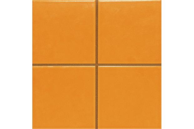 Revestimento Cerâmico Borda Bold Quarter Laranja 20x20cm - Pierini