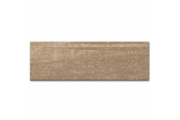 Revestimento Cerâmico Fosco Borda Bold My Bricks Steel Brown 25x8cm - Portinari