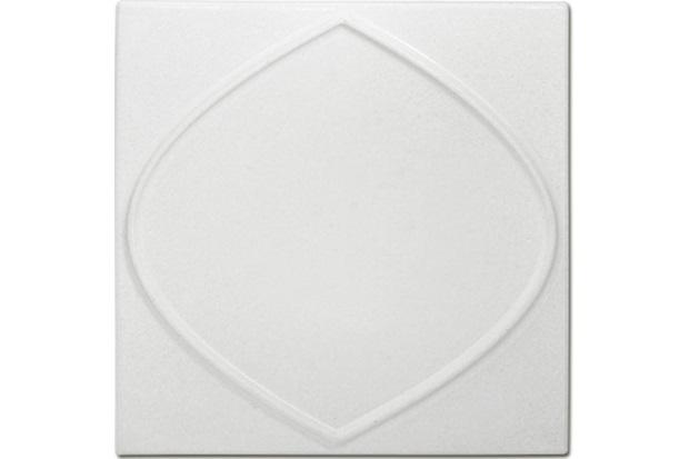 Revestimento Cimentício Bagda Marfim 20x20cm - Revest