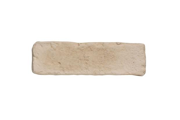 Revestimento Cimentício Brique Areia 21x6,5cm - Passeio