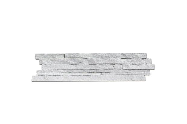 Revestimento Cimentício Steno Puro 54,5x12,5cm - Passeio