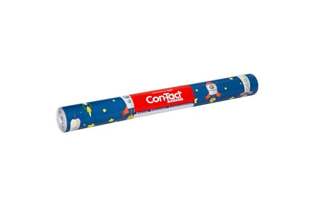Revestimento Contact Foguete Espacial 45x200cm - Plavitec