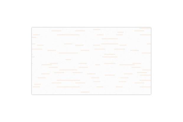 Revestimento Cristalatto Alto Brilho Plano Branco 32x57cm - Carmelo Fior