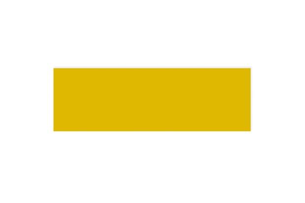 Revestimento Decora Lux Bold Brilhante Amarelo 8x25cm - Portinari