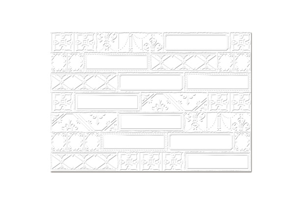 Revestimento Esmaltado Acetinado Borda Reta Bisa Blanc 43,7x63,1cm - Ceusa