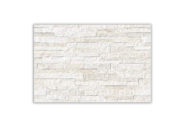 Revestimento Esmaltado Acetinado Borda Reta Filetado Branco 43,7x63,1cm - Ceusa