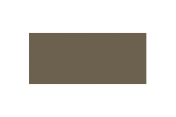 Revestimento Esmaltado Borda Bold Color Retrô Camurça 11x25cm - Incepa