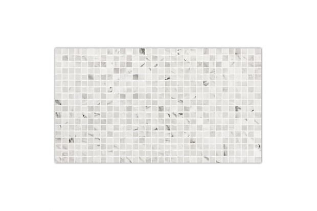 Revestimento Esmaltado Borda Reta Bordo Di Marmo Bianco 30x54cm - Porto Ferreira