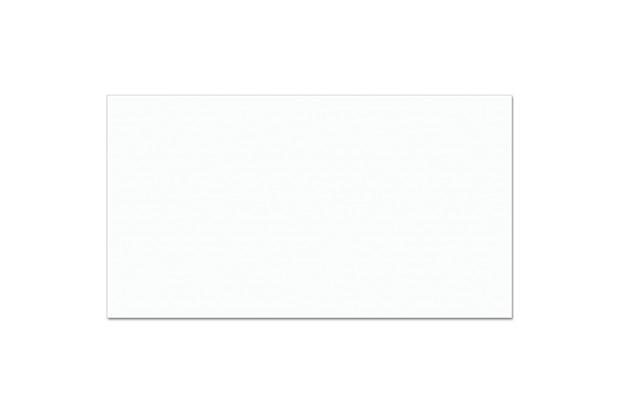 Revestimento Esmaltado Brilhante Bold Glacial Snow 33x60cm Branco - Incepa