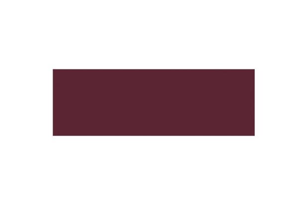 Revestimento Esmaltado Brilhante Borda Bold Linear Purple 10x30cm - Eliane