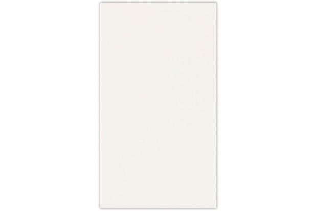Revestimento Esmaltado Brilhante Borda Reta Diamante Branco 30x54cm - Porto Ferreira