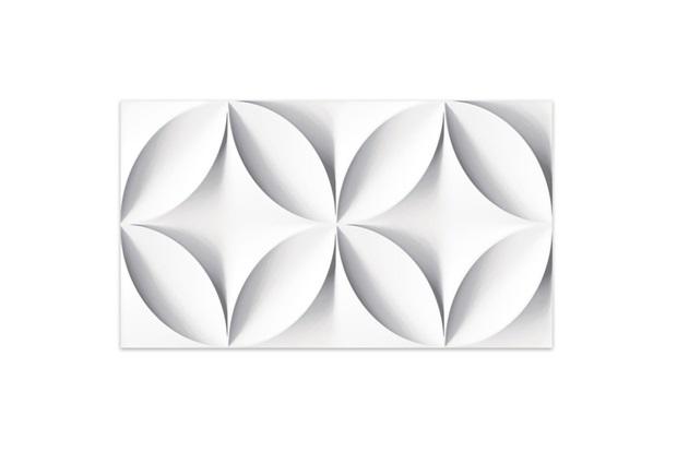 Revestimento Hd Brilhante Borda Bold Star 34x60cm - Formigres