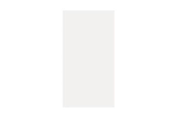 Revestimento Nuvola Mate Retificado Esmaltado Branco 33,8x64,3cm - Ceusa