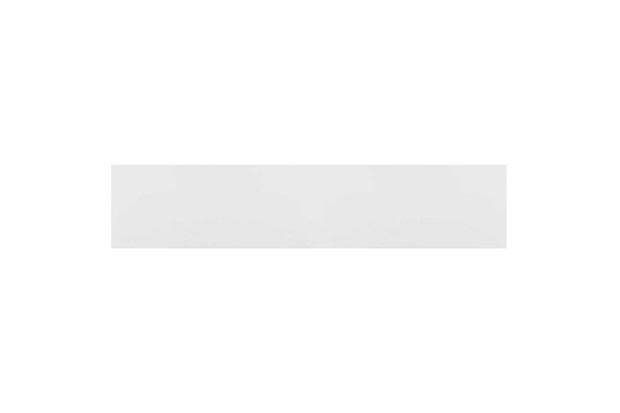 Rodapé Acetinado Borda Reta Branco 14,5x118,2cm - Eliane