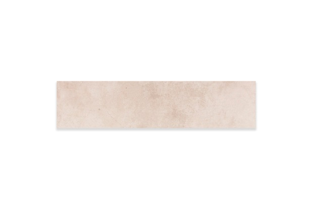 Rodapé Artsy Cement Natural Bege 20x90cm - Portobello