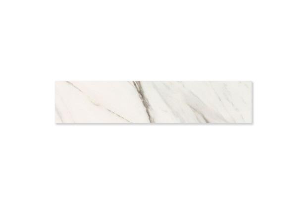 Rodapé Carrara Polido Marmorizado 20x90cm - Portobello